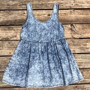 Forever 21 acid wash dress 🎀